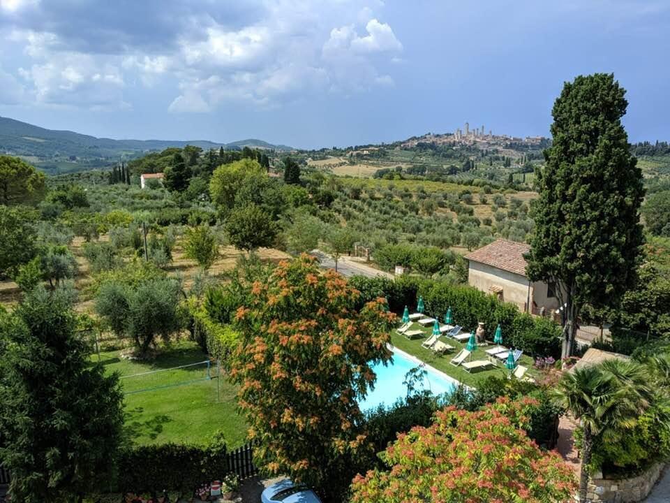 San Gimignano - Hotel Casale Gregoriano
