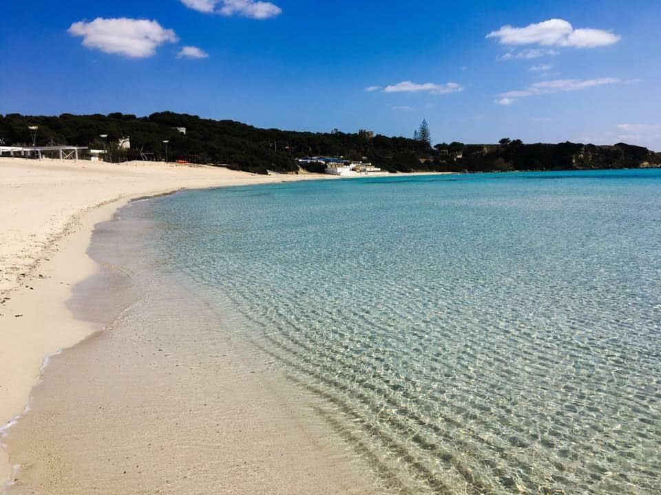 Lido Silvana Beach near Eden Park Hotel