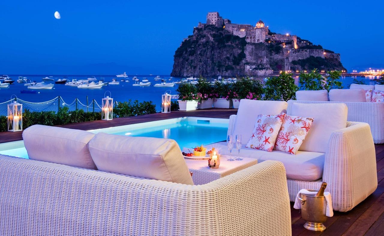 Miramare e Castello Hotel in Ischia