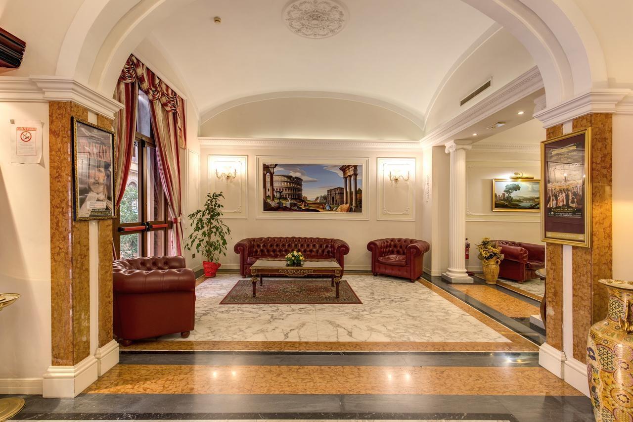 Rome - Hotel Contilia