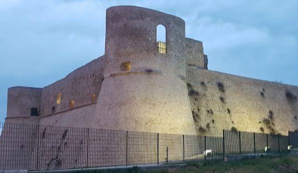 Ortona Castello Aragonese, Abruzzo