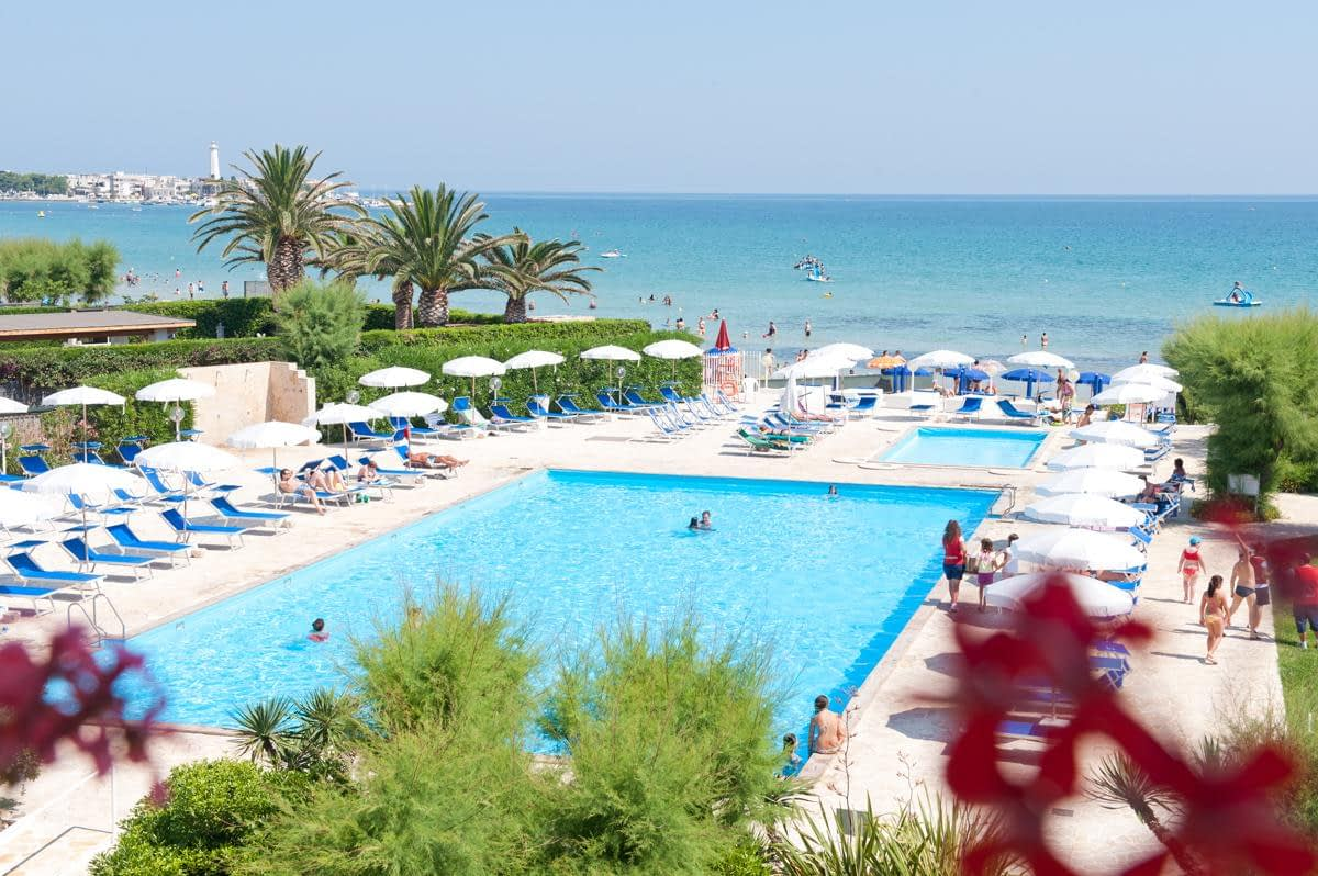 Torre Canne - Hotel Del Levante