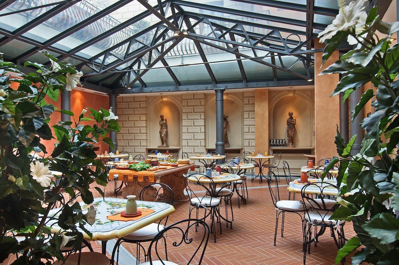Florence - Hotel Alba Palace