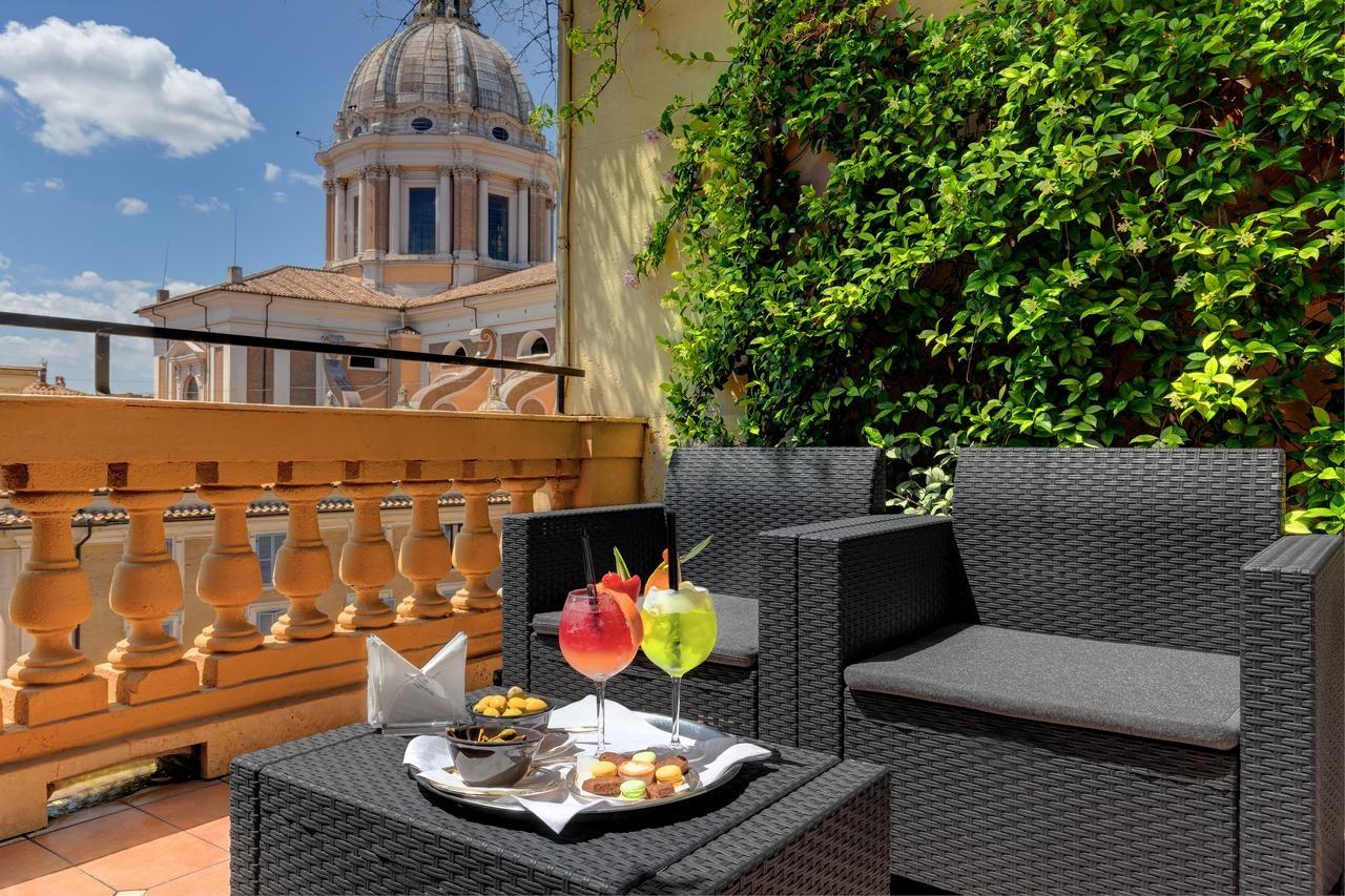 Rome - Grand Hotel Plaza