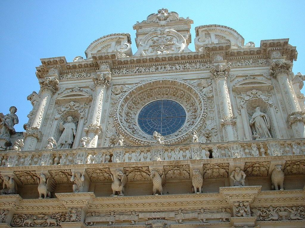 Lecce, Santa Croce Basilica