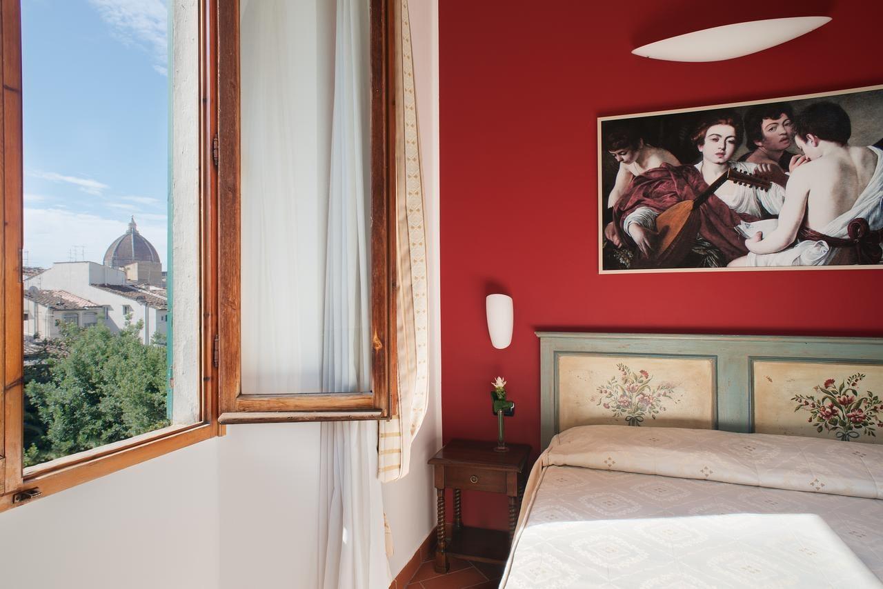 Florence - Hotel Caravaggio