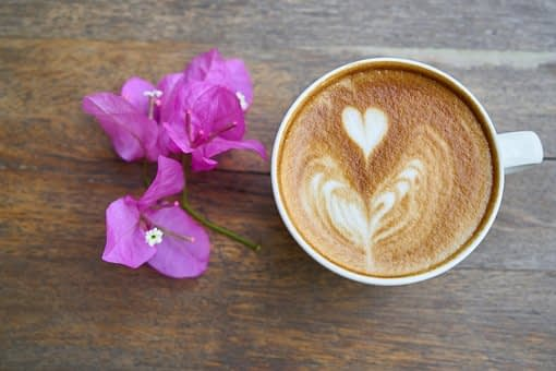 Coffee beans contain antioxidants