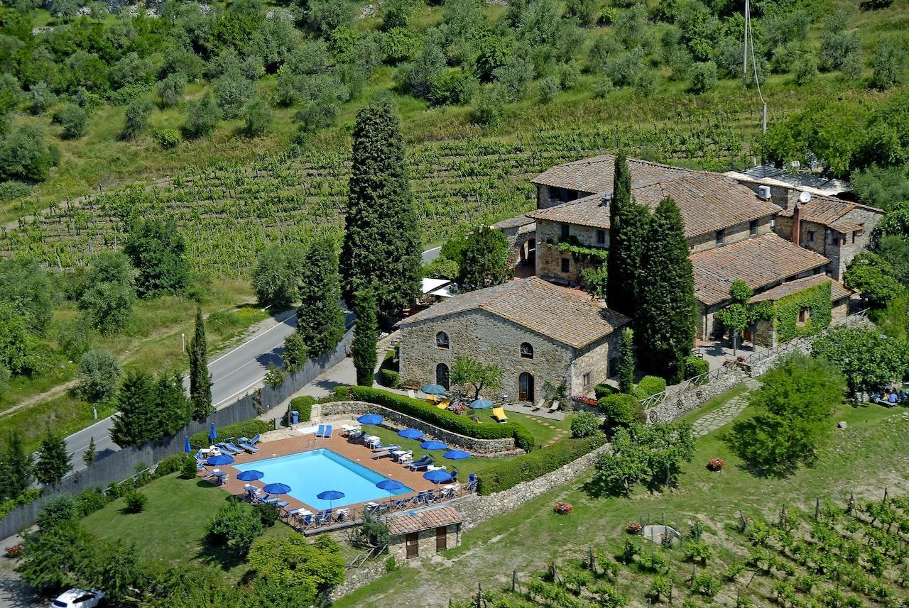 Castellina in Chinati - Hotel Belvedere Di San Leonino