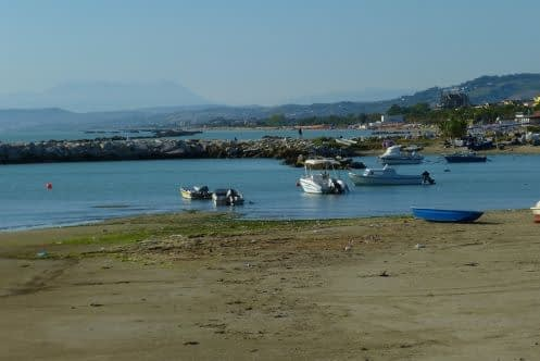 Martinsicuro harbour