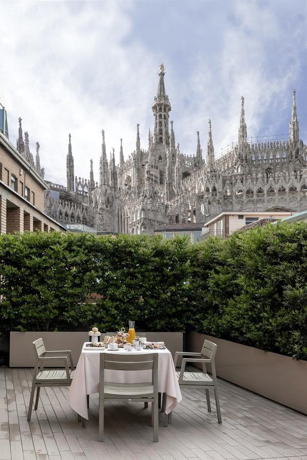 Hotel Rosa Grand Milano - Starhotels Collezione
