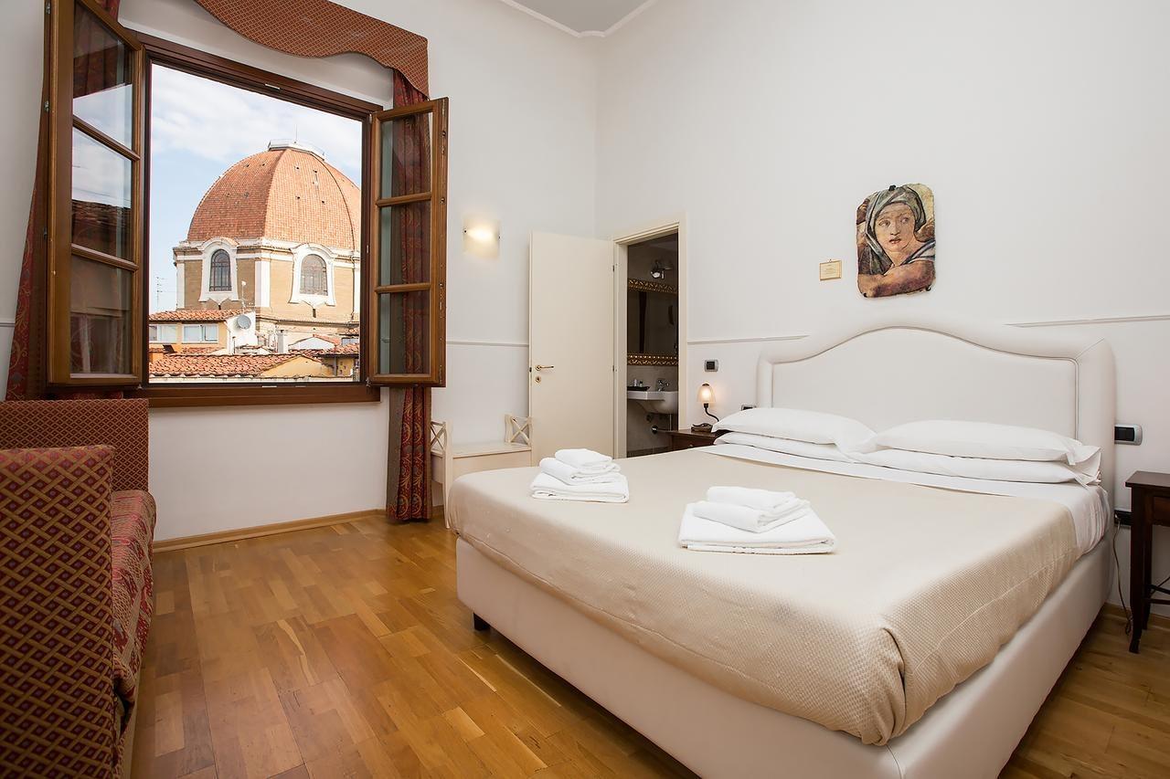 Florence - Relais Hotel Centrale Residenza d'Epoca
