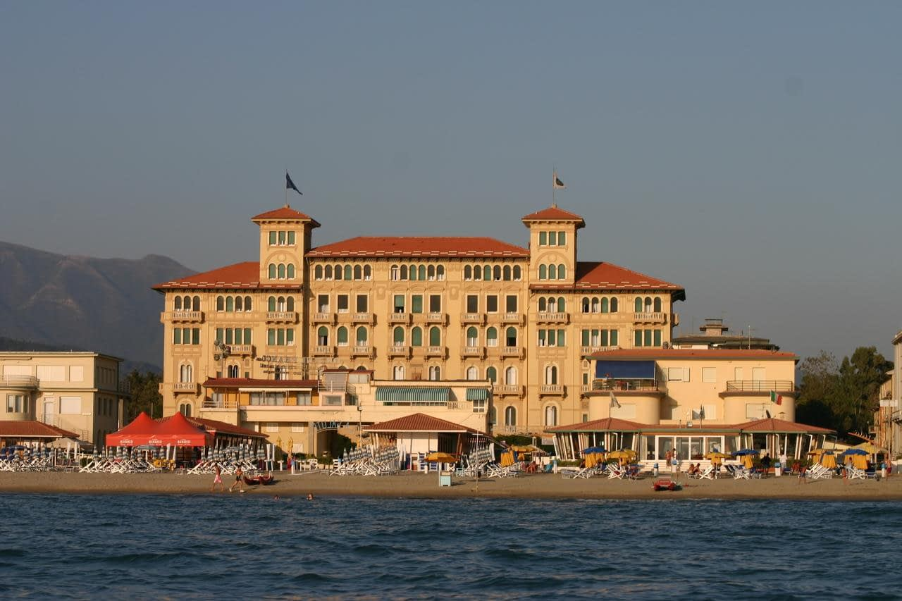 Grand Hotel Royal in Viareggio