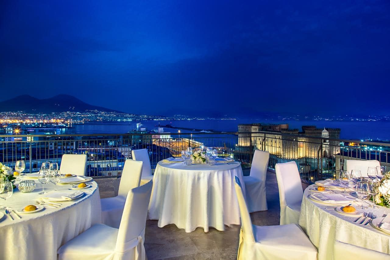 Naples - Renaissance Naples Hotel Mediterraneo
