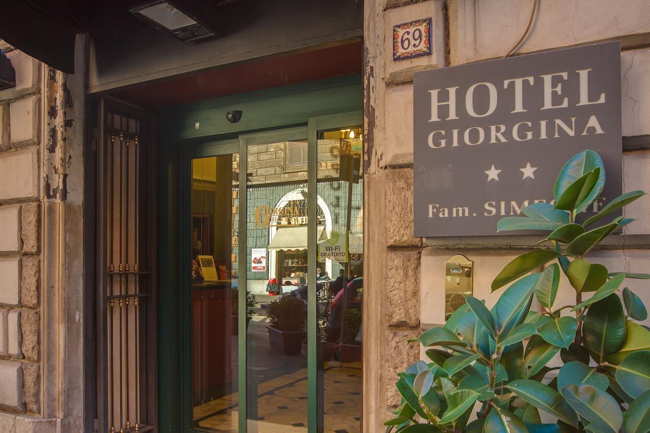 Rome - Hotel Giorgina