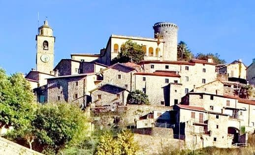 Pontremoli, Lunigiana - Via Francigena