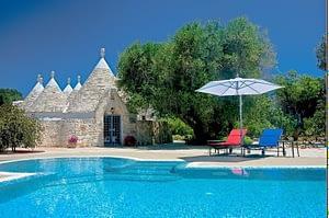 Puglia Rentals, Trullo with Pool