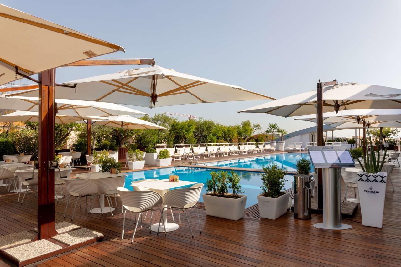 Rome - Radisson Blu es. Hotel, Roma