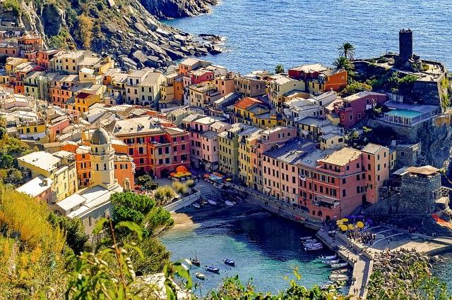 Vernazza, Cinque Terre