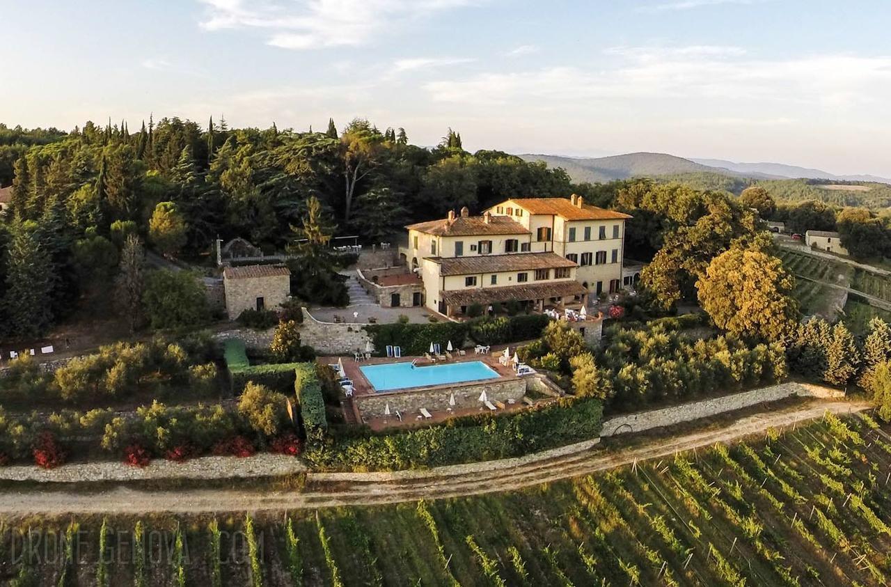 Castellina in Chianti - Hotel Villa Casalecchi