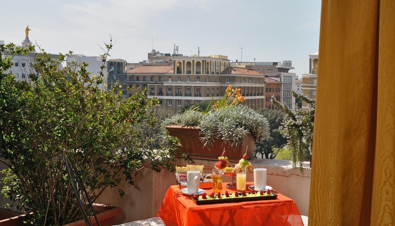 Hotel Alpi Rome