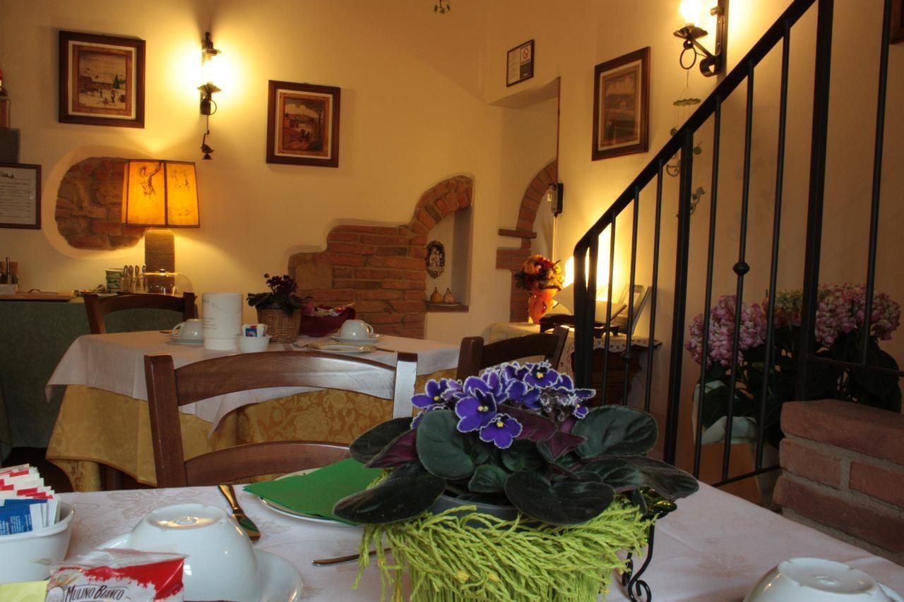 San Gimignano - Hotel Vecchio Asilo
