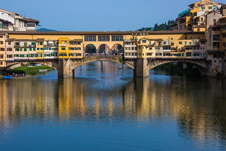 Florence - Ponte Vecchio, Old Bridge