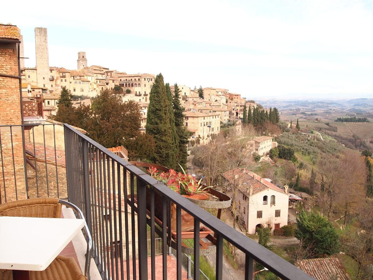 San Gimignano - Hotel Bel Soggiorno