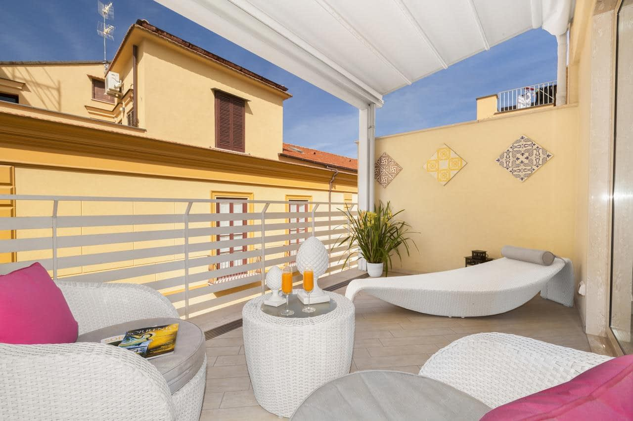 Sorrento - Hotel Tasso Suites & Spa