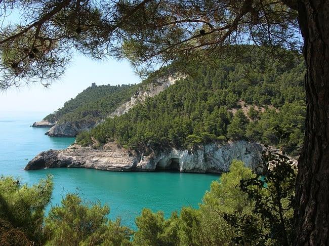 Gargano Coast, Puglia, Italy