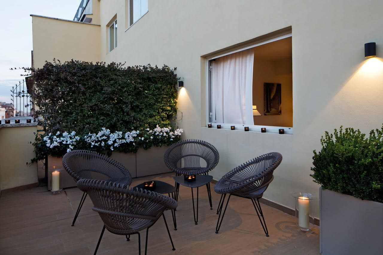 Rome - Starhotels Metropole