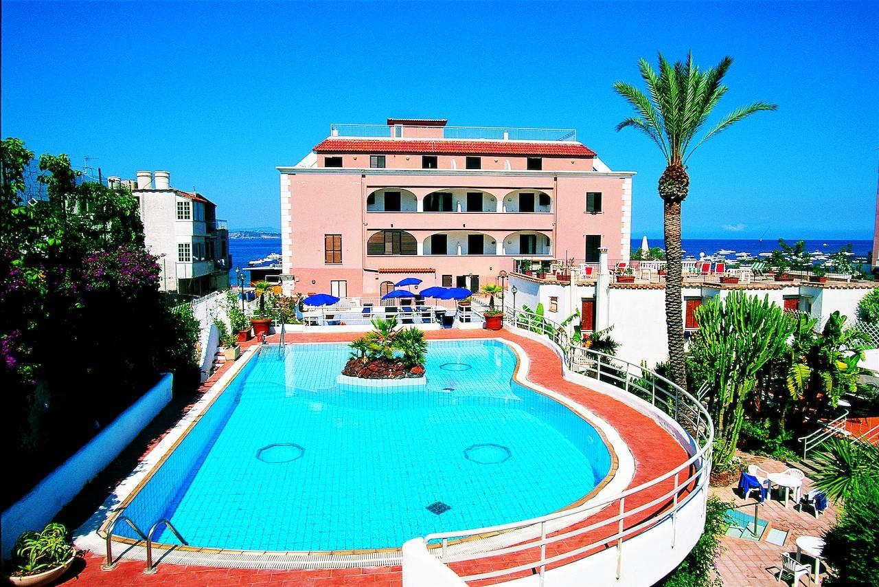 Mare Blu Terme Hotel in Ischia