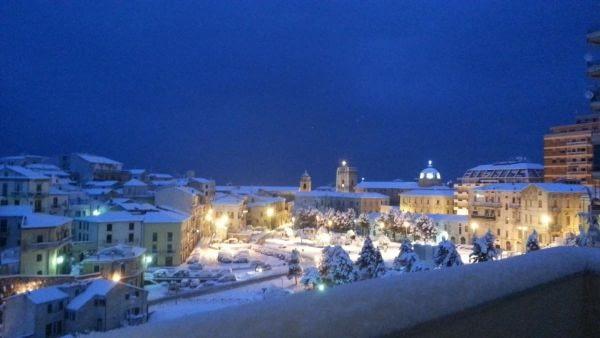 Lanciano at Christmas, Abruzzo