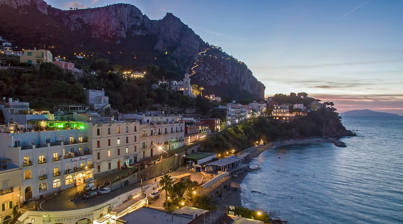 Relais Maresca Hotel in Capri