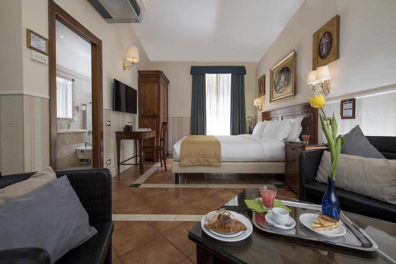 Rome - Hotel Des Artistes