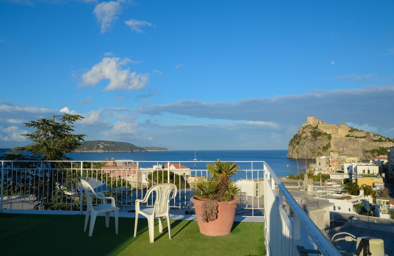 Hotel Europa on Ischia