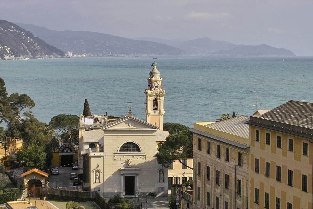 Rapallo - Hotel L'Approdo, a view