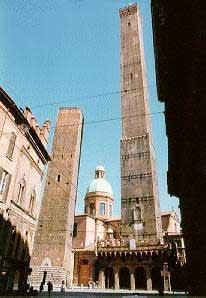 Bologna - Le Due Torri