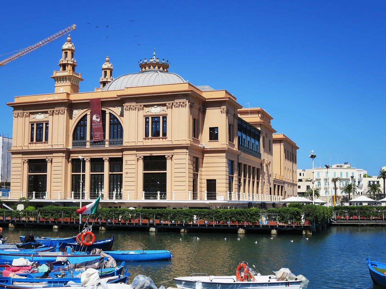 Bari, main city of Puglia
