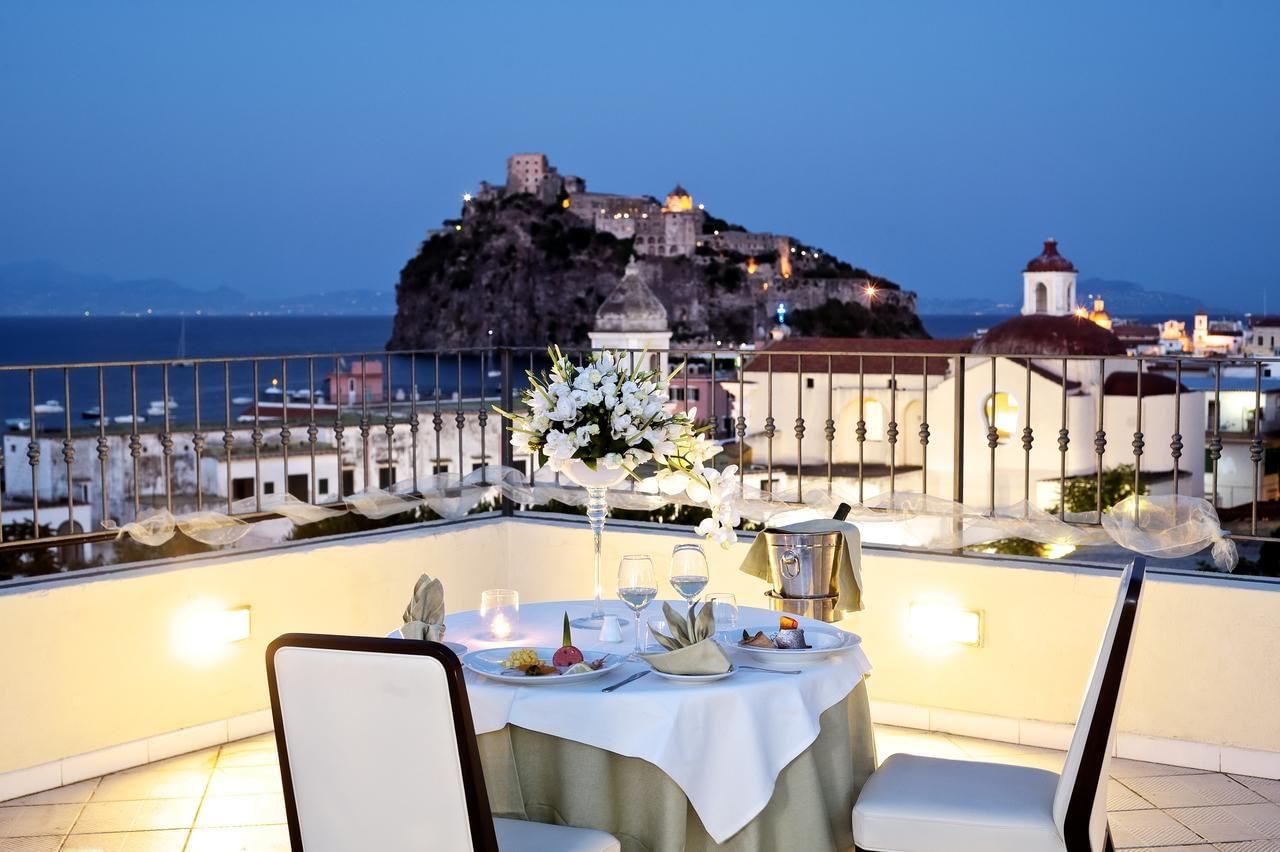 Villa Durrueli Resort & Spa Hotel in Ischia