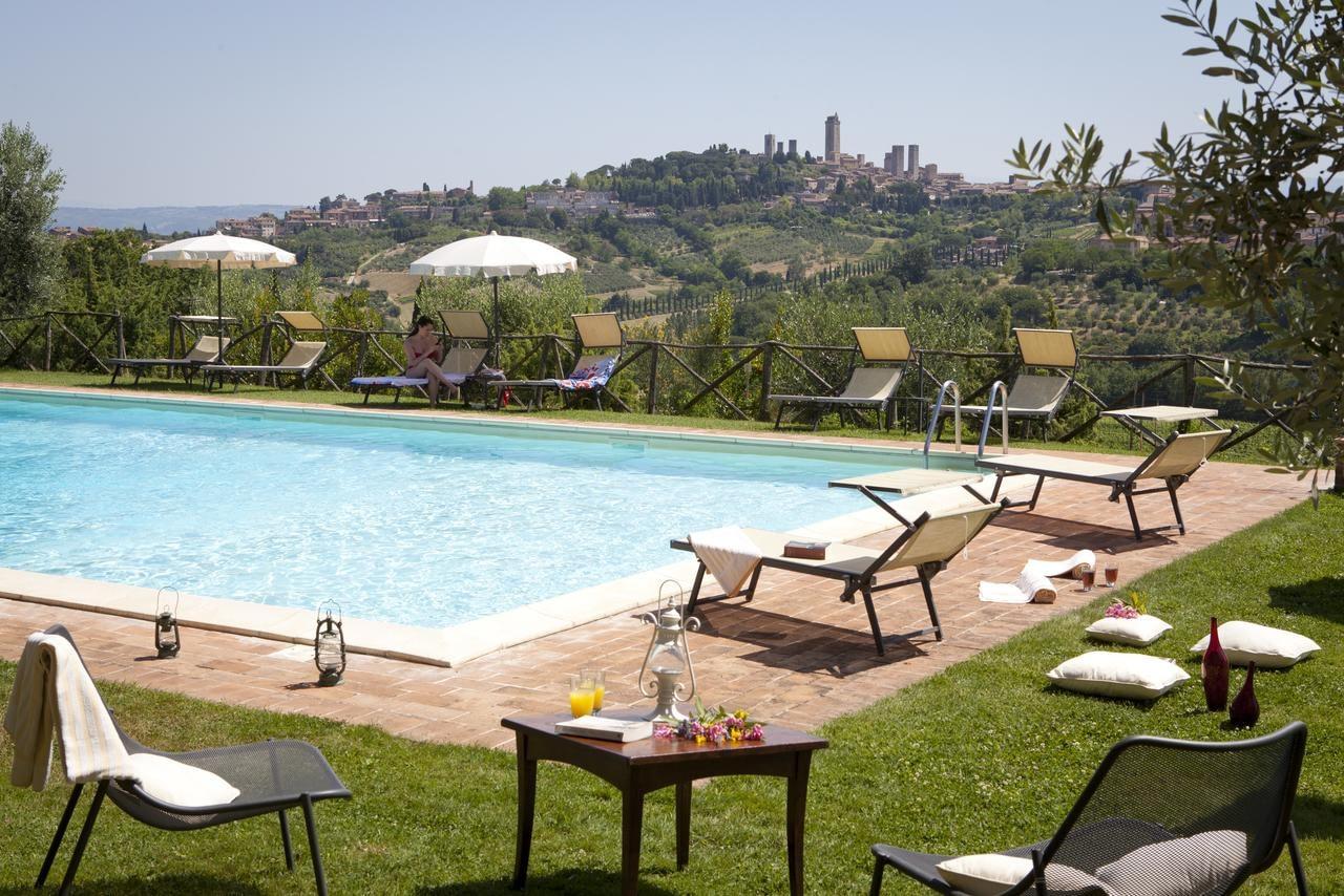 San Gimignano - Hotel Podere Sant'Elena