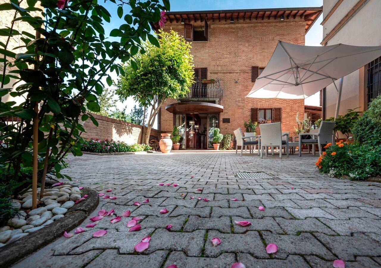 Siena - Hotel Arcobaleno