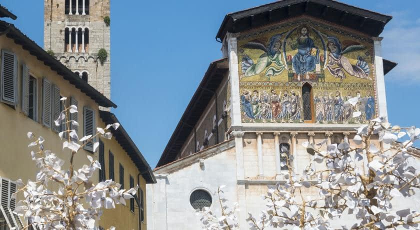 Lucca - Church of San Frediano