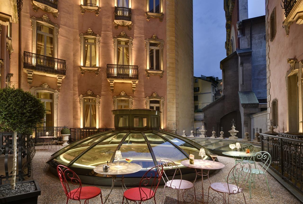 Milan - Hotel Château Monfort - Relais & Châteaux