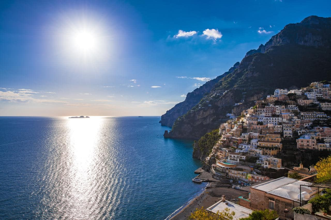 Hotel Eden Roc Suites in Positano