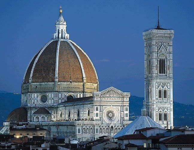 Florence Duomo (Cathedral), Santa Maria del Fiore