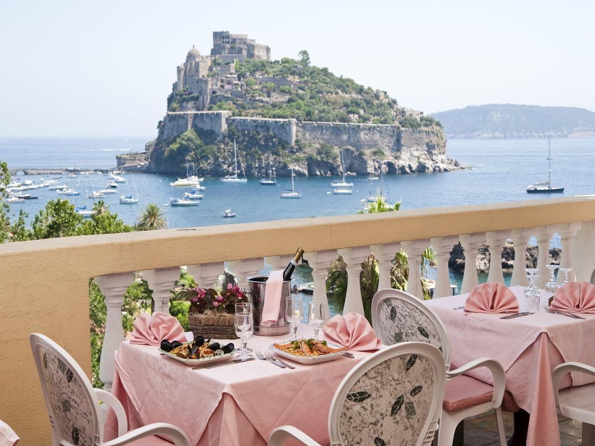 Hotel Giardino Delle Ninfe E La Fenice on Ischia