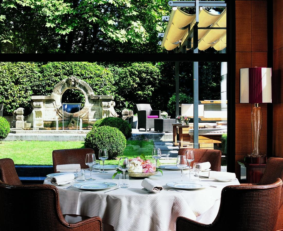 Milan - Hotel Principe Di Savoia