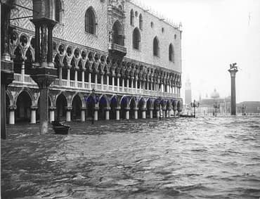 Venice Record Flood of 1966