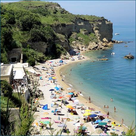 Abruzzo, Ripari di Giobbe