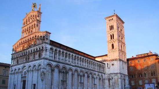 Lucca churches - San Michele in Foro